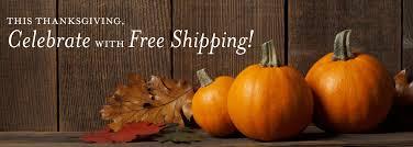 thanksgiving free shipping eataly