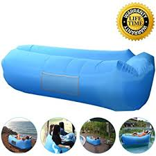 Air Lounge Sofa Online Shopping Amazon Com Outdoor Inflatable Lounger Couch Air Sofa Blow Up