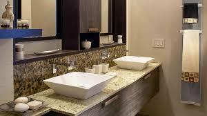 chambre de bain d馗oration une salle de bains ayant une influence chez soi