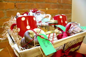 Gift Baskets Food Holiday Food Gifts Recipes Ornaments And More Genius Kitchen