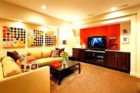 Basement Living Room Ideas Basement Decorating Ideas For Family Room