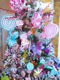 lollipop christmas tree christmas lights decoration