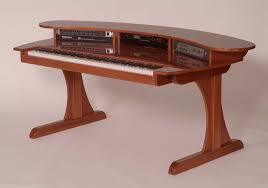 Studio Desk Designs by The Doepfer Pk 88 Best Looking Custom Audio Desk With Integrated