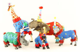 circus cake toppers a parade of circus cake toppers
