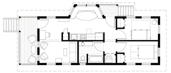 Simple Floor Plan by Wonderful Simple Housing Floor Plans A Sample From The Book Tiny