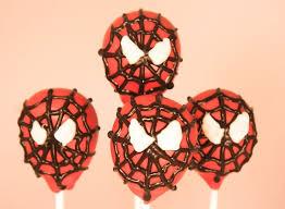 spiderman cake pop holder ideas 103697 spiderman cake pops