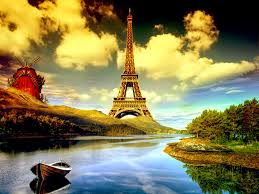 eiffel tower beautiful colorful wallpapers eiffel tower latest