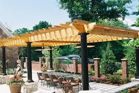 outdoor structures pergolas u0026 pavilions poynter landscape