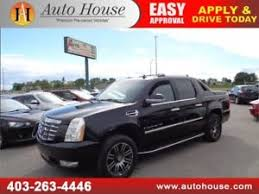 cadillac escalade calgary cadillac escalade ext buy or sell used and salvaged cars