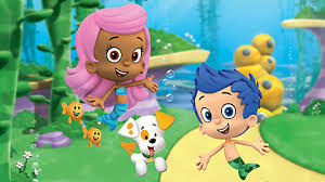 leaptv nickelodeon bubble guppies educational active video game