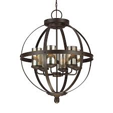 shop sea gull lighting sfera 24 5 in autumn bronze wrought iron