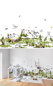 Wallpapers For Kids by Stargazing Nursery Wallpaper Wall Murals And Kids Rooms