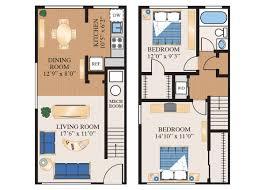 floor plans the renaissance club
