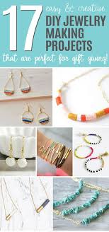 diy necklace making images 17 easy and creative diy jewelry making projects perfect for gift jpg