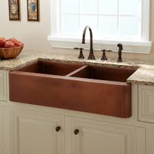 30 Inch Kitchen Cabinet by Kitchen 30 Inch Copper Farmhouse Sink Brass Farmhouse Sink