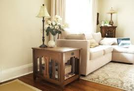 Free Mission End Table Plans by Undercover Mission Side Table With Laptop Compartment U2013 Canadian