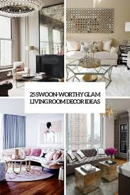 Livingroom Design Ideas 25 Swoon Worthy Glam Living Room Decor Ideas Digsdigs