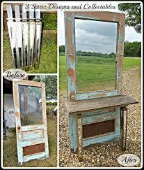 Door Entry Table by 3 Spurz Dandc Repurposed Refurbished Creations Gallery