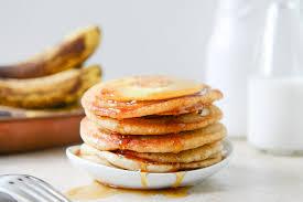pineapple upside down banana pancakes tasty kitchen blog