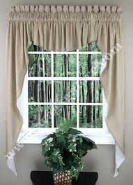 Kitchen Valances Curtains by Swag Valance Curtains U2013 Teawing Co