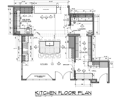 Galley Kitchen With Island Floor Plans Simple Restaurant Kitchen Floor Plan Design Emejing Simple Inside