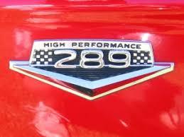 1965 mustang 289 horsepower cars guide 1965 mustang