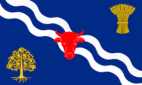 County Flags File County Flag Of Oxfordshire Commercial Version Png