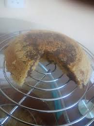 microwave cake 4 steps with pictures