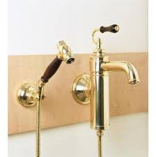 polished brass kitchen faucets faucets kitchen faucets kitchen and bath san