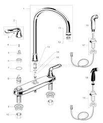 grohe parts kitchen faucet grohe faucet parts kolonline co