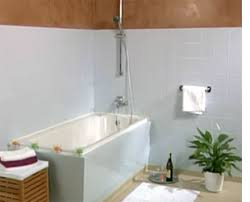 Bathroom Tile Makeover - home dzine bathrooms painting tiles for a weekend makeover