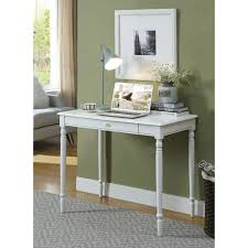 french country writing desk french country white 30 inch high desk convenience concepts writing