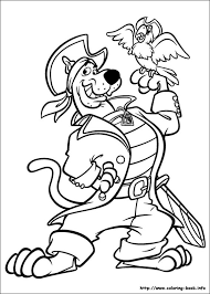 scooby dou coloring pages coloring book