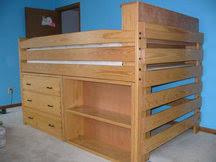 low loft beds the bunk u0026 loft factory