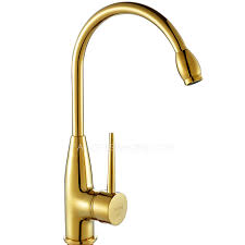 discount kitchen sink faucets discount polished brass gold vintage rotatable kitchen sink faucet