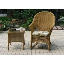 chicago wicker 4 pc darby wicker patio furniture collection