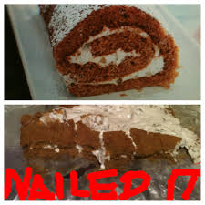 thanksgiving pic funny lightened pumpkin roll for thanksgiving nailed it funny recipe