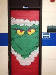 Christmas Office Door Decorations 11 Best Holiday Door Ideas Images On Pinterest Christmas