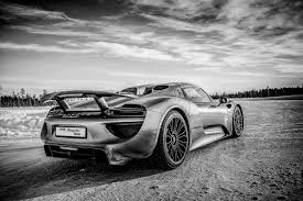 porsche 918 spyder black tom koenig photographer project porsche 918 spyder