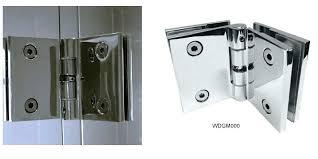 Shower Door Hinges Shower Door Hinges Brokenshaker