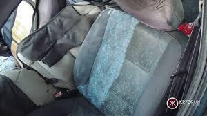 nettoyage de siege de voiture en tissu nettoyage par tir cryogénique de siège voiture en tissu