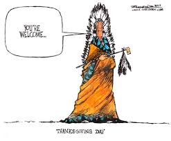 2014 american thanksgiving some editorial cartoonists u0027 views of the thanksgiving holiday nj com