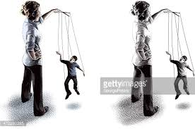 string puppet puppet on a string being manipulated vector getty images