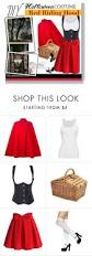 best 25 red riding hood costume ideas only on pinterest red