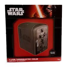 Star Wars Office Decor by Amazon Com Star Wars New World Premier Han Mini Fridge Kitchen