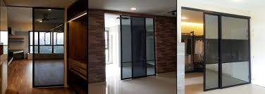 fabulous sliding door for kitchen entrance minimalist kitchen with