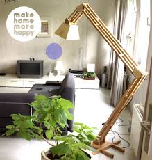 wood floor lamp plans diy wood floor lamp choice image home flooring design