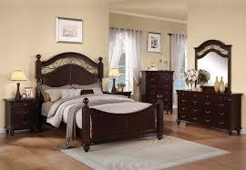 Acme Furniture Bedroom Sets  PierPointSpringscom - Lorrand 5 piece cherry finish bedroom set