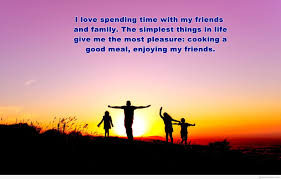 I Love My Family Quote by Wallpaper Family Quote