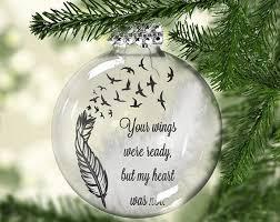 7 best memorial christmas ornament images on pinterest angel